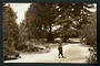 Real Photograph. In the Park Masterton. - 47859 - Postcard