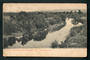 Early Undivided Postcard of Waipoua River Masterton. Affected by rust. - 47864 - Postcard