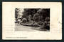 Real Photograph of the Entrance to the Park Masterton. - 47871 - Postcard