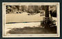 Small sized Real Photograph from set of Park Seats Napier. - 47876 - Postcard