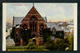 Coloured postcard of St Johns Cathedral Napier. - 47879 - Postcard