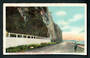 Coloured postcard of Bluff Rocks and Marine Parade. - 47884 - Postcard