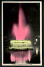 Coloured Real Photograph by Hurst of Tom Parker Fountain Napier. - 47920 - Postcard