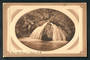 Sepia Postcard of Twin Fall Tongoio. - 47923 - Postcard