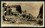 Photograph by A B Hurst of Emmerson Street after the Quake but before the Fire. Scrunched. - 47930 - Postcard