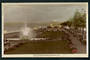 Real Photograph by A B Hurst & Son of Evening Marine Parade Napier. - 47951 - Postcard