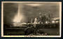 Real Photograph by A B Hurst & Son of Marine Parade at Night. - 47954 - Postcard