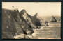 Real Photograph by Radcliffe of Cape Kidnappers. - 47960 - Postcard
