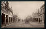 Real Photograph by Muir & Moodie of High Street Dannevirke. - 47966 - Postcard