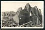 Real Photograph by Sorrell of St johns Cathedral Quake. - 47969 - Postcard
