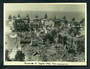 Real Photograph.  Panorama of Napier after the Fire. - 47977 - Postcard