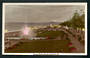 Tinted Postcard by  A B Hurst & Son of Evening Marine Parade Napier. - 47978 - Postcard