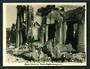 Real Photograph of Opera House in ruins Napier. - 47979 - Postcard