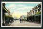 Coloured postcard of Hastins Street Napier. - 48080 - Postcard