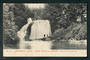 Early Undivided Postcard by The New Zealand Tourist Department of The Aniwaniwa Falls Lake Waikaremoana. - 48161 - Postcard