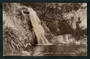 Real Photograph of Waihirere Falls near Gisborne. - 48167 - Postcard