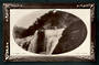 Real Photograph of Te Reinga Falls near Gisborne. - 48175 - Postcard