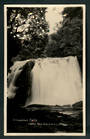 Real Photograph of Aniwaniwa Falls Lake Waikaremoana. - 48194 - Postcard