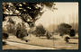 Real Photograph of Botannical Gardens Gisborne. - 48208 - Postcard