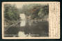 Early Undivided Postcard of Lower Aniwaniwha Falls Lake Waikaremoana. - 48209 - Postcard