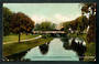 Coloured postcard of Christchurch. Four views. - 48301 - Postcard