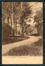 Early Undivided Postcard. Walk in the Gardens Christchurch - 48310 - Postcard
