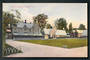 Coloured Postcard of Christ's College Christchurch. - 48324 - Postcard