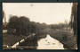 Real Photograph. On the Upper Avon Christchurch. - 48337 - Postcard