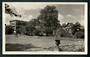 Real Photograph by A B Hurst & Son of Public Hospital Grounds Christchurch. - 48361 - Postcard
