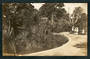 Real Photograph of Gardens Christchurch. - 48383 - Postcard