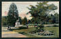 Coloured Postcard of The Gardens Christchurch. - 48387 - Postcard