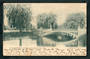 Early Undivided Postcard of Armagh Street Bridge Christchurch. - 48409 - Postcard