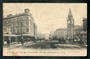 Early Undivided Postcard of the Junction of High and Manchester Streets. Old card. Nice picture. Poor condition. - 48419 - Postc