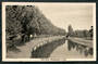 Real Photograph by A B Hurst & Son of the Avon River. - 48424 - Postcard
