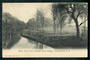 Postcard of Avon River from Armagh Street Bridge Christchurch. - 48425 - Postcard