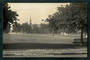 Real Photograph by Radcliffe of Cranmer Square Christchurch. - 48440 - Postcard