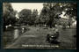 Real Photograph by Radcliffe of Hospital Gardens Christchurch. - 48445 - Postcard