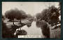 Postcard of the Avon from Cashel Street Bridge. - 48461 - Postcard