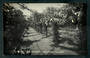 Real Photograph by Radcliffe of The Rosary Public Gardens Christchurch. - 48480 - Postcard