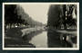 Real Photograph of Avon River Christchurch. - 48484 - Postcard