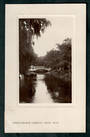 Real Photograph of Christchurch Gardens River Avon. - 48486 - Postcard