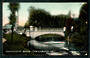 Coloured postcard of Worcester Street Bridge Christchurch. - 48496 - Postcard