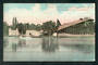 NEW ZEALAND 1906 Coloured Postcard of Water Chute and Katenjammer Castle in Wonderland. Pinhole. - 48504 - Postcard