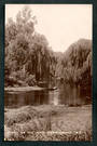 Real Photograph. On the Avon Christchurch. - 48508 - Postcard