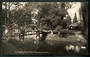 Real Photograph by Radcliffe of Hagley Park Christchurch. - 48513 - Postcard