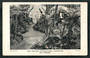 NEW ZEALAND 1906 Postcard of Christchurch Exhibition. The Fernery. - 48514 - Postcard