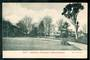 Early Undivided Postcard by Muir & Moodie of Hospital Grounds Christchurch. - 48533 - Postcard