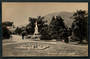 Real Photo by Fergusson of Queens Gardens Nelson - 48603 - Postcard