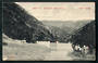Postcard by Muir & Moodie of The Reservoir Nelson. - 48636 - Postcard