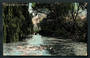Early Undivided Coloured Postcard of Maitai River Nelson. - 48639 - Postcard